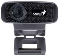 Веб камера Genius 32200223101 Камера д/видеоконференций Genius Webcam FaceCam 1000X V2(HD720P 1280*720, mic, 30fps)