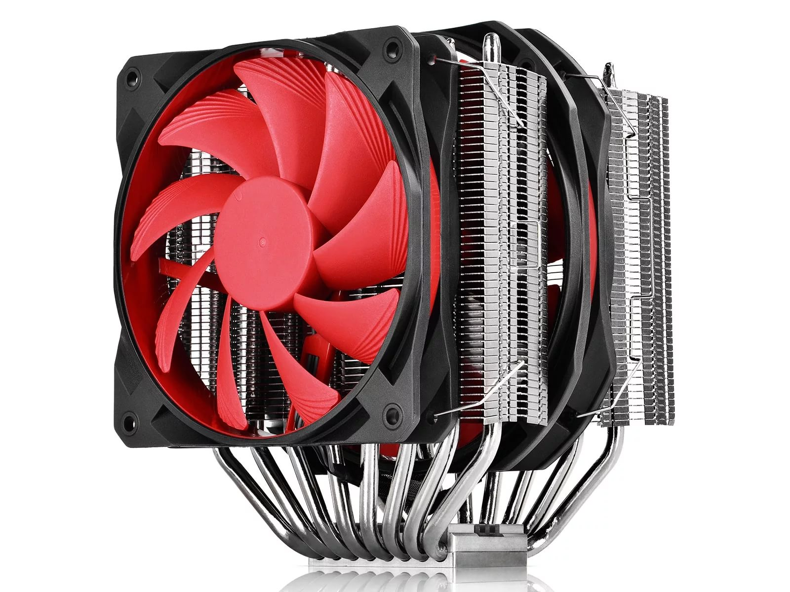 Кулер Deepcool ASSASSIN II Soc-FM2+/AM2+/AM3+/1150/1151/1155/ 4-pin 16-30dB Al+Cu OEM, без упаковки