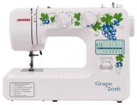 Швейная машина Janome Grape 2016 белый