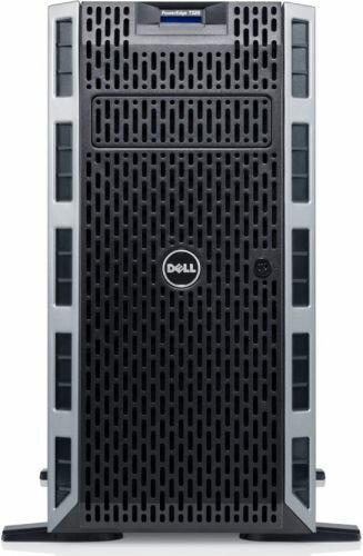 "Сервер Dell 210-ADLR-33 PowerEdge T430 1xE5-2623v4 1x16Gb 2RRD x8 1x1Tb 7.2K 3.5"" NLSAS RW H730 iD8En+PC 5720 2P 1x750W 3Y NBD"