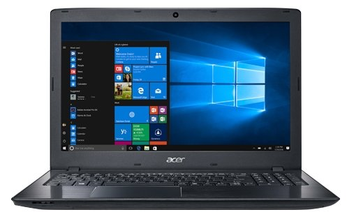 "Ноутбук Acer NX.VE2ER.017 TravelMate TMP259-MG-57PG Core i5 6200U/8Gb/2Tb/nVidia GeForce 940MX 2Gb/15.6""/HD (1366x768)/Windows 10/black/WiFi/BT/Cam/28"
