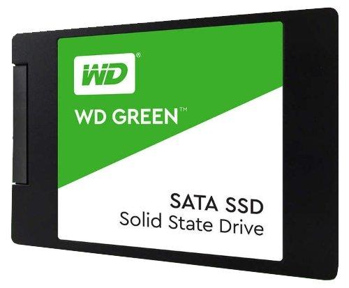 Купить Твердотельный накопитель SSD Western Digital 240GB WDS240G2G0A SATA 2.5 TLC GREEN WDC