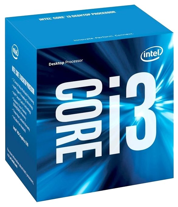 Купить Процессор Intel CORE I3-6100 S1151 BOX 3M 3.7G BX80662I36100SR2HG