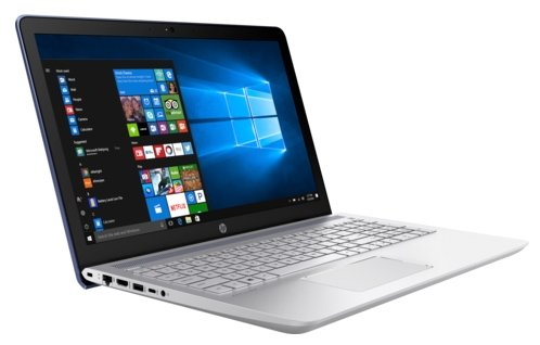"Ноутбук 15.6"" HP 1ZA90EA Pavilion 15-cc006ur (1920x1080 IPS)/Intel Core i3 7100U(2.4Ghz)/6144Mb/1000Gb/DVDrw/Int:Intel HD/Cam/BT/WiFi/62WHr/war 1y/Opu"