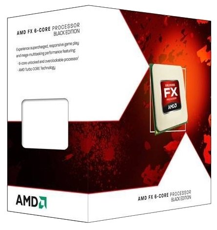 Процессор AMD FD6300WMHKBOX FX X6 6300 SAM3+ BOX 95W