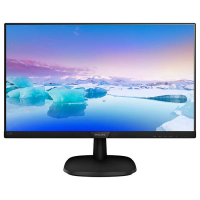 "Монитор 21,5"" Philips 223V7QHAB 1920x1080 IPS LED 16:9 5ms VGA HDMI 10M:1 178/178 250cd Speakers Black*223V7QHAB/01"