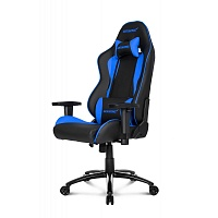 Кресло игровое AKRacing NITRO AK-NITRO-BL black/blue