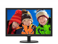 "Монитор 21,5"" Philips 223V5LHSB2 W-LED TN 1920x1080 16:9 5ms VGA HDMI 20M:1 90/60 250cd Black"