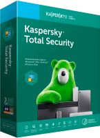 ПО Kaspersky Lab KL1919RDCFS ESD Kaspersky Total Security