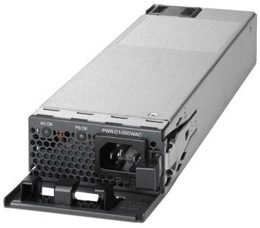 Блок питания Cisco PWR-C1-350WAC= 350W AC Config 1 Power Supply