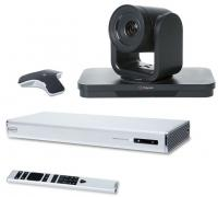 Видеотерминал Polycom 7200-65330-114 310-720p: Group 310 HD codec, EagleEyeIV-12x camera, mic array, univ. remote, NTSC/PAL. Cables: 1 HDMI 1.8m, 1 CA