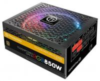 Блок питания Thermaltake PS-TPG-0850DPCGEU-R Toughpower DPS G RGB 850W / APFC / full CM / 80+ Gold / power manag.