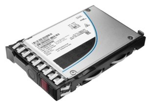 "Твердотельный накопитель HPE 869378-B21 480GB 2.5""(SFF) 6G SATA Read Intensive Intel Hot Plug SC DS SSD (for Proliant Gen9 servers)"