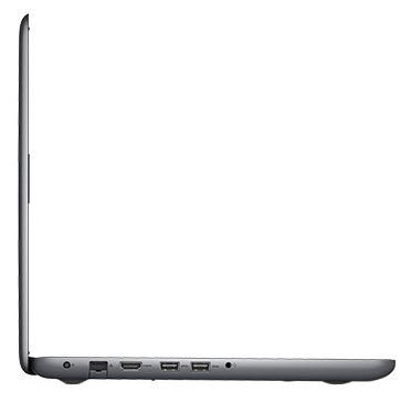 "Ноутбук 15.6"" Dell 5567 Core i3 6006U/4Gb/1Tb/DVD-RW/AMD Radeon R7 M440 2Gb//HD"