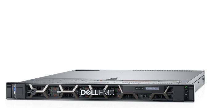 Купить Сервер Dell R640-3455 PowerEdge R640 2xGold 6130 2x32Gb 2RRD x8 1x1.2Tb 10K 2.5 SAS H730p mc iD9Ex i350 QP 2x750W 3Y PNBD