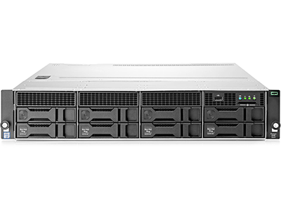 Сервер 2U HP ProLiant DL80 Gen9 830013-B21