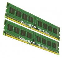Модуль памяти Kingston KVR13N9S8HK2/8 DIMM 8GB 1333MHz DDR3 Non-ECC CL9 SR x8 (Kit of 2) STD Height 30mm