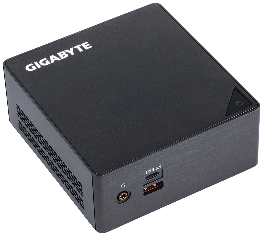 Купить Компьютер GigaByte GB-BKI5HA-7200 KIT BRIX CI5-7200U
