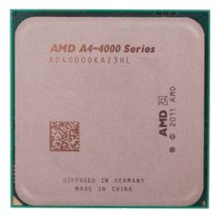 Процессор AMD A4-4000 Richland X2 3.0GHz (1MB,65W,FM2, Radeon TM HD 7480D) BOX