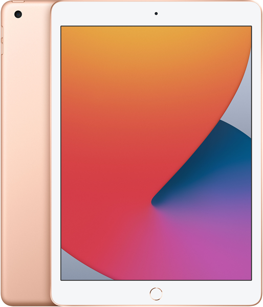 Планшет Apple 10.2-inch iPad 8 gen. (2020) Wi-Fi + Cellular 32GB - Gold (rep. MW6D2RU/A)
