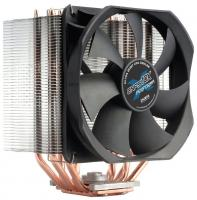 Кулер Zalman CNPS10XPerforma+ CNPS10X Performa (+) for 775 / 1155 / 1366 / 2011 / AM2 / AM3 / FM1, Speedcontr, 17-36дБ, 900-2000 об / м, Cu+Al, 4пин