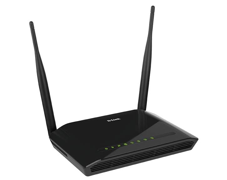 Маршрутизатор D-Link DIR-615S/A1C, Wireless N300 Router with 1 10/100Base-TX WAN port, 4 10/100Base-TX LAN ports.      802.11b/g/n compatible, 802.11n up to 300Mbps,1 10/100Base-TX WAN port, 4 10/100Base-TX LAN p
