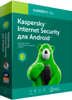 ПО Kaspersky Lab KL1091RDAFS ESD Kaspersky Internet Security для Android Russian Edition