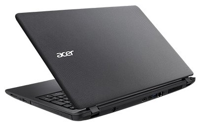 "Ноутбук 15.6"" Acer Aspire NX.GD0ER.029 ES1-572-31Q9 Core i3 6006U/8Gb/1Tb/DVD-RW/Intel HD Graphics 520/FHD (1920x1080)/Linux/black/WiFi/BT/Cam/3220mAh"