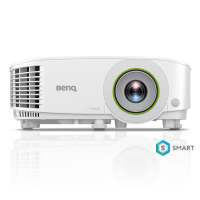 Проектор BenQ EW600 DLP, 1280x800 WXGA, 3600 AL SMART, 1.1X, TR 1.55~1.7, HDMIx1, VGA, USBx2, wireless projection, 5G WiFi/BT, (USB dongle WDR02U inc) Android, 16GB/2GB, White