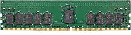 Модуль памяти 'Synology 16 GB DDR4-2666 SO-DIMM Module Kit (for expanding FS1018, DS3617xs, DS3018xs, DS2419+, DS1819+, DS1618+, RS820RP+, RS820+, DVA3219) replacement for D4ECSO-2400-16G'