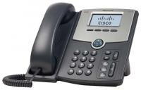 Телефон VoiceIP Cisco SB SPA512G 1xLine, 1xLan 10/100/1000, LCD, PoE, без бп