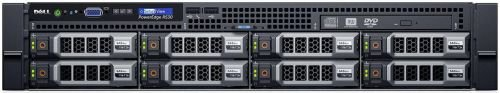 "Сервер Dell 210-ADLM-08 PowerEdge R530 2xE5-2667v3 8x16Gb 2RRD x8 3.5"" RW H730 iD8En+PC 5720 4P 2x750W 39M NBD"