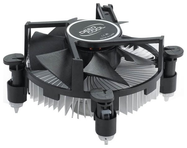 Купить Кулер Deepcool CK-11509 PWM LGA-1150/1155/1156 (96шт/кор, TDP 65W, вент-р 92мм, 900~2400%RPM, 17.8~30.54dBa) BOX