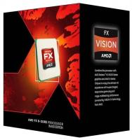 Процессор AMD FX-8350 Vishera X8 4.0GHz (AM3+,L3 8MB,125W,32nm) BOX