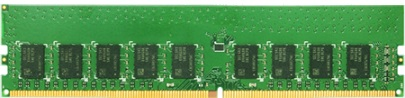 Модуль памяти Synology  8GB DDR4-2666 ECC unbuffered DIMM 288pin 1.2V (for UC3200, SA3200D, RS4017xs+, RS3618xs, RS3617xs+, RS3617RPxs, RS1619xs+) (replacement for RAMEC2133DDR4-8GB )
