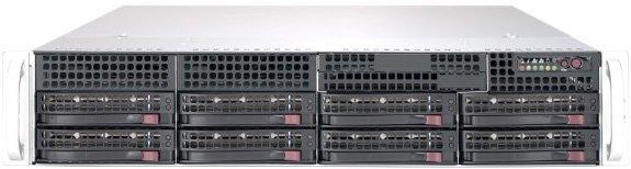 Купить Серверная платформа Supermicro SYS-6029P-WTR 2U SATA