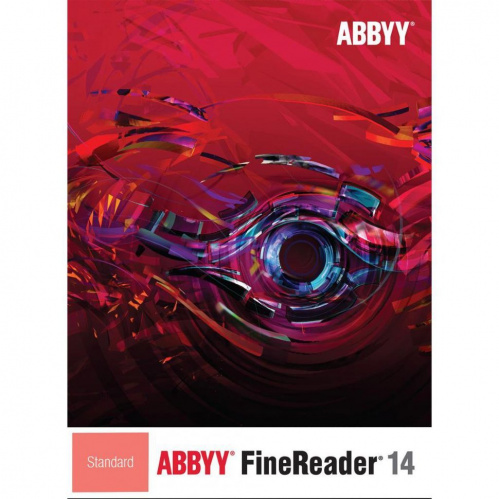 ПО ABBYY AF14-1S1W01-102 ESD  FineReader 14 Standard Full