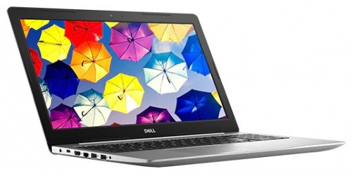 "Ноутбук 15.6"" Dell 5570-5281 Inspiron 5570 Core i3 6006U/4Gb/SSD256Gb/DVD-RW/AMD Radeon R530 2Gb/FHD (1920x1080)/Windows 10/white/WiFi/BT/Cam"