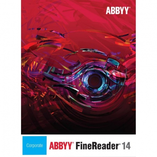 ПО ABBYY AF14-2S4W01-102 ESD  FineReader 14 Business