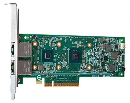 Сетевой адаптер Qlogic QL41112HLRJ-CK PCIE 10GB 2PORT