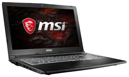 Ноутбук MSI 9S7-16L231-427 GT62VR 7RE(Dominator Pro)-427RU (MS-16L2) 15.6""