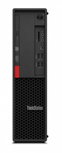 Рабочая станция Lenovo ThinkStation P330 Gen2 SFF 260W, i7-9700(3.0G 8C), 16(2x8GB) DDR4 2666 nECC UDiMM, 1x256GB SSD M.2, Intel UHD Graphics 630, DVD±RW, USB KB&Mouse, SD Reader, Win 10 Pro64-RUS, 3YR OS