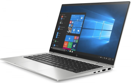 "Ноутбук HP EliteBook x360 1040 G7 Core i5-10210U 1.6GHz,13.3"" FHD (1920x1080) Touch 1000cd Sure View Reflect GG5 AG,8Gb LPDDR4-2933,256Gb SSD NVMe,Al Case,Kbd Backlit,54Wh,FPS,1.32kg,3y,Silver,Win10Pro"