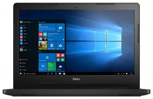 "Ноутбук 14""  Dell 3470-9446 Latitude 3470 HD (1366x768) i5-6200U(2,3Ghz/3Mb) DC, 4GB (1x4GB) DDR3L"