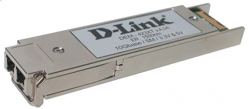 Коммутатор D-Link DEM-423XT/A3A 10GBASE-ER 10Gigabit Ethernet XFP Optical Transceiver, 40km