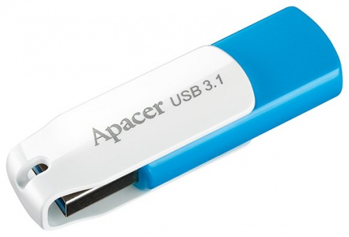 Накопитель USB Apacer AP8GAH357U-1 USB3.1 Gen1 Flash Drive AH357 8GB Blue RP