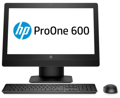 "Моноблок HP 2KR74EA ProOne 600 G3 All-in-One 21,5"" NT(1920x1080),Core i5-7500,4GB DDR4-2400 (1x4GB) SODIMM,500GB,DVD,Wireless Slim kbd & mouse,HAS Sta"