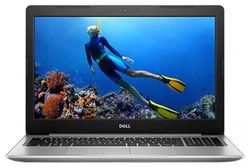 "Ноутбук 15.6"" Dell 5570-5465 Inspiron 5570 Core i7 8550U/8Gb/1Tb/DVD-RW/AMD Radeon 530 4Gb/FHD (1920x1080)/Windows 10/white/WiFi/BT/Cam"