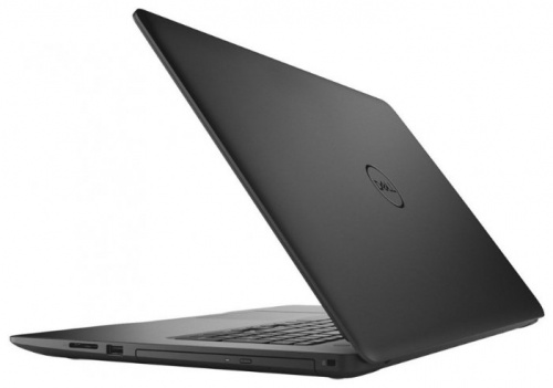 "Ноутбук 17.3"" Dell 5770-9669 Inspiron 5770 Core i5 8250U/8Gb/1Tb/SSD128Gb/DVD-RW/AMD Radeon R530 4Gb/IPS/FHD (1920x1080)/Linux/black/WiFi/BT/Cam"