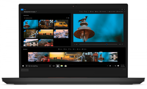 "Ноутбук ThinkPad  E14-IML  14"" FHD (1920x1080) WVA, I5-10210U 1.6G, Intel UHD Graphics, 8GB DDR4, 1TB/5400 HDD, No ODD, WiFi 6, BT, FPR, no WWAN, 720P, 3 cell, Win 10Pro, black, 1.7kg, 1y.c.i"